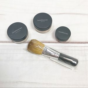 NWT BareMinerals Foundation Lot in Fairly Light